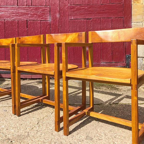 Iroko Chairs